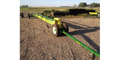Model 3600 Gooseneck - Header Transport