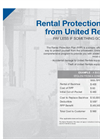 Rental Protection Plan (RPP) Service Brochure