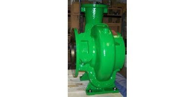 Model CP/DHS Series - Slurry Pumps