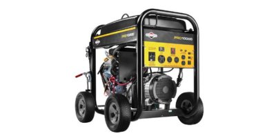 Briggs & Stratton - Model 030556 - PRO Series - 10000 Watt Portable Generator