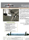 Jameson - Fluorescent Stringable Shelter Lights - Brochure