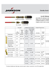 Sonde and Adapters - Datasheet