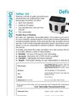Definer - Laboratory & Field Ready Primary Calibrators Brochure