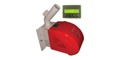 GreenEcoTherm - Model GP IV-TH - Automatic Wood Pellet Burners