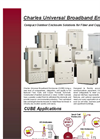 CUBE - MP Series - Multi-Purpose Cabinets Datasheet