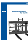 Fork Positioners Brochure