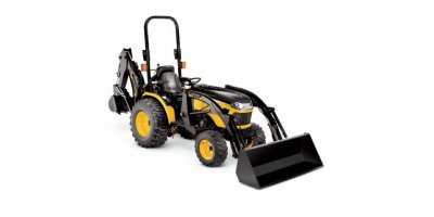 Yanmar - Model Sx3100  - Open Platform Tractor with Rops