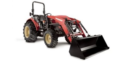 Yanmar - Model YT347  - Open Platform Tractor with Rops