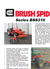 Model BS8310 - Brush Spider Brochure