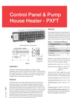 Caloritech™ - Model BX - Heavy-Duty Convection Heater - Brochure