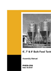 Model BFT - 60 & 67 Degrees - Grain Hopper Tanks Brochure