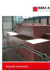 Acoustic Enclosures - Brochure