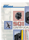 Model SQI - Industrial Centrifugal Exausters Brochure