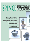 Rockwood/Swendeman - 700 Series - Safety & Relief Valves Datasheet
