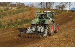 Model SFM - Forestry Mulcher and Stone Crusher