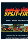 Splitters Products Brochure