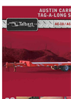 Talbert - Model AC-10 - Equipment Trailers - Brochure