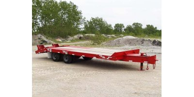 Talbert - Model AC-10 - Equipment Trailers