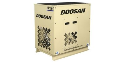 Doosan - Model HP185CMH - Drill Compressor Module