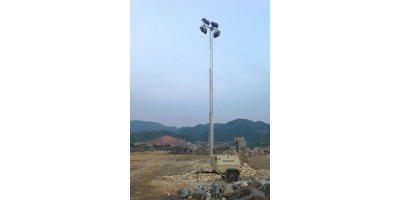 Model LSCWKUB-50HZ-T4F - Light Tower