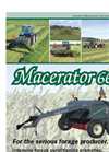 Macerator 6620 Brochure