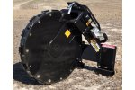 Model SP48  - Skid Steer Vibratory Compaction Wheel