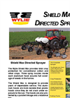 Wylie Shield Max Sprayer Controls Weeds in Conventional Cotton Brochure
