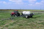 Wylie - Model 1600 - Single Axle Spray Trailer