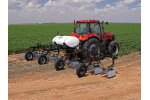 Wylie - Shield Max Sprayer Controls Weeds in Conventional Cotton
