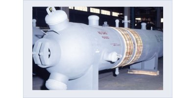 Energyen - Model LP/HP - Feed Water Heater for Thermal Power Plant
