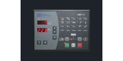Model AMF 3.1 - Automatic Mains Failure Units