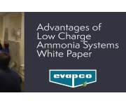 Advantages of Low Charge Ammonia Systems for Operator Training & Regulatory Compliance
