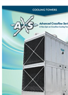 Model AXS - Cooling Tower - Catalogue
