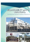 Evapco - Evaporative Condenser - Equipment Layout Manual