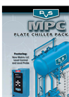 Evapco - Model MPC - Semi-Welded Plate Chiller Package - Brochure