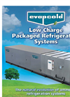 Evapcold - Model LCR-P - Low Charge Packaged Refrigeration System - Brochure
