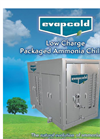 Evapcold - Model LCR-C - Low Charge Packaged Ammonia Chillers - Brochure