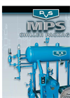 Evapco - Model MPS - Semi-Welded Plate Chiller Package - Brochure