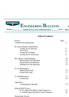 Free Cooling for Cooling Towers Engineering Bulletin