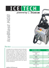 IceBlast - Model KG6 - Dry Ice Blasting Machine Brochure