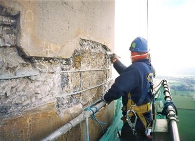 Concrete Chimneys - Repairs & Maintenance