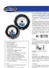 Faria - Model MG3000 - Tachometer Brochure