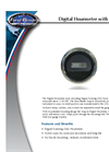 Faria Beede - Digital Hourmeter with Voltage Trigger Brochure