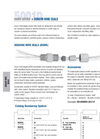Conax - Model BSWS - Conax Bearing Sensor Wire Compression Seal Feedthrough - Brochure