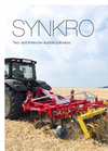 Synkro Two- and Three-Row Stubble Cultivators Datasheet