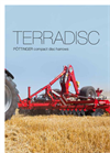 Terradisc - Rigid Compact Disc Harrows Brochure