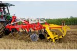 Synkro - Model 3 - Bank Stubble Cultivator