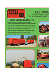 Live Bottom Unloading Boxes & Trailers- Brochure