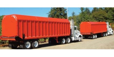 Live Bottom Unloading Boxes & Trailers