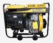 Kipor - Model KGE6500ED - Portable Generators